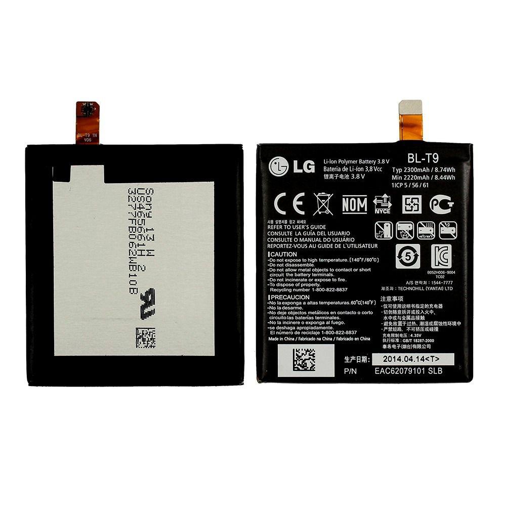 Bateria Lg Nexus 5 D820 D821  BL-T9