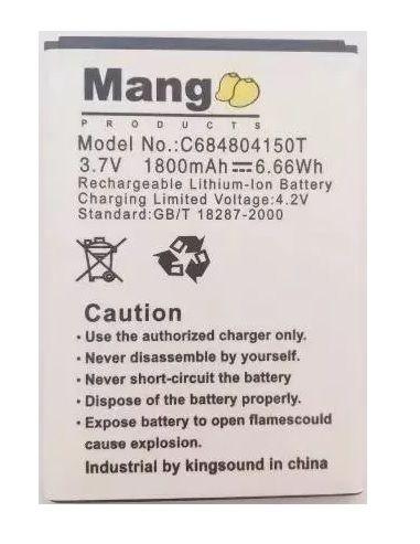 Bateria Mang Blu Dash 4.0 D270 D270i D272 C684804150t