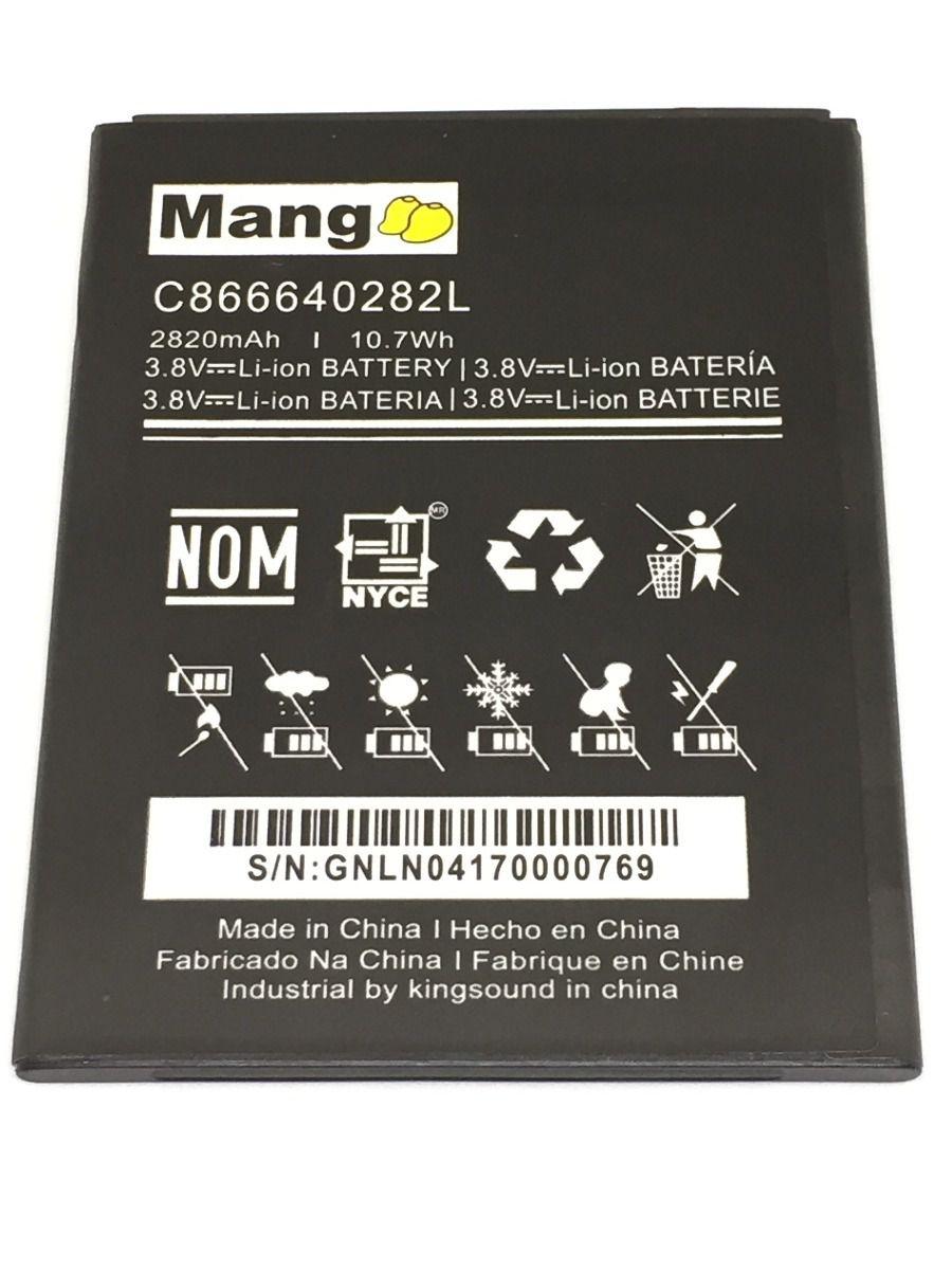 Bateria Mang Celular BLU Xl L050 L-050 X030 C866640282l