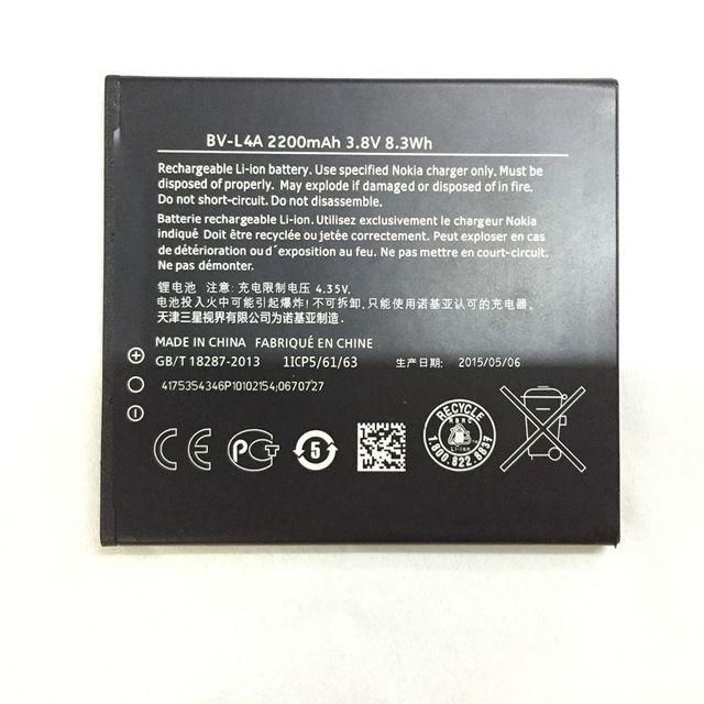 Bateria Microsoft Bl-l4a Nokia Lumia 535 N535 2200mah