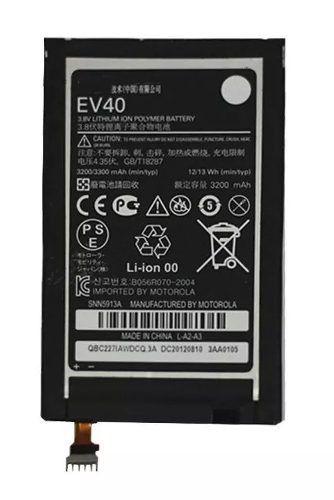 Bateria Motorola Ev40 Droid Razr Maxx Xt926