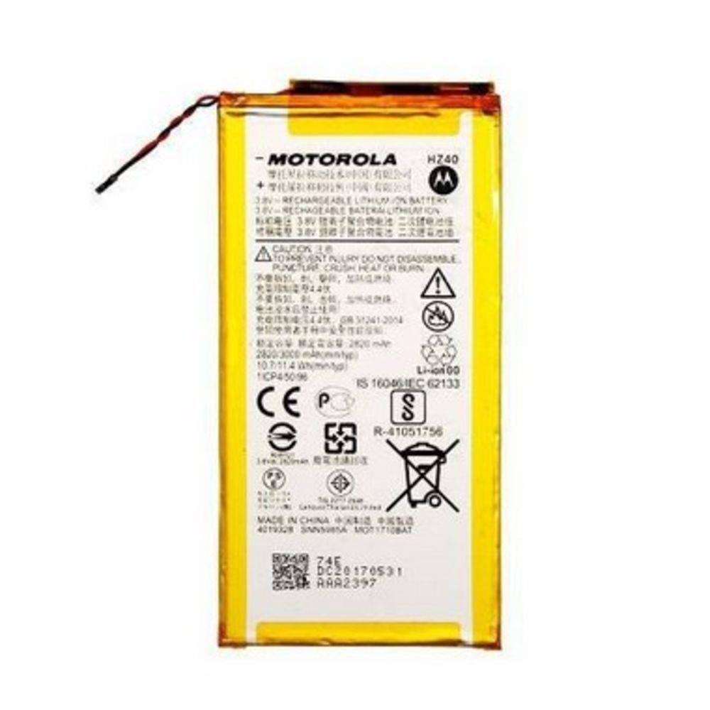 Bateria Motorola Moto Z2 Play Xt1710 Hz40 Hz-40