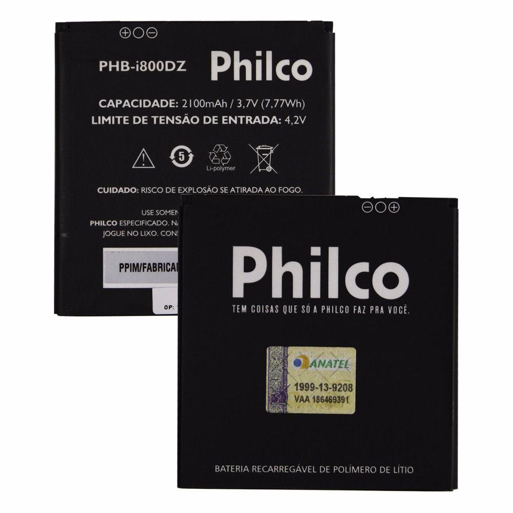 Bateria Phb-i800dz Philco Phone 500 Ph500 Ph-500 P500 I800dz
