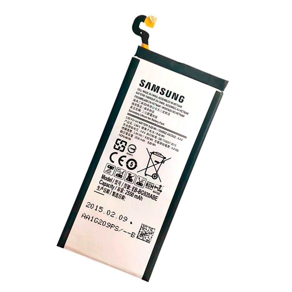 Bateria Samsung EB-BG920ABE Galaxy S6 SM-G920