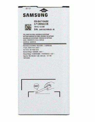 Bateria Samsung Galaxy A7 A710 2016 EB-BA710ABE