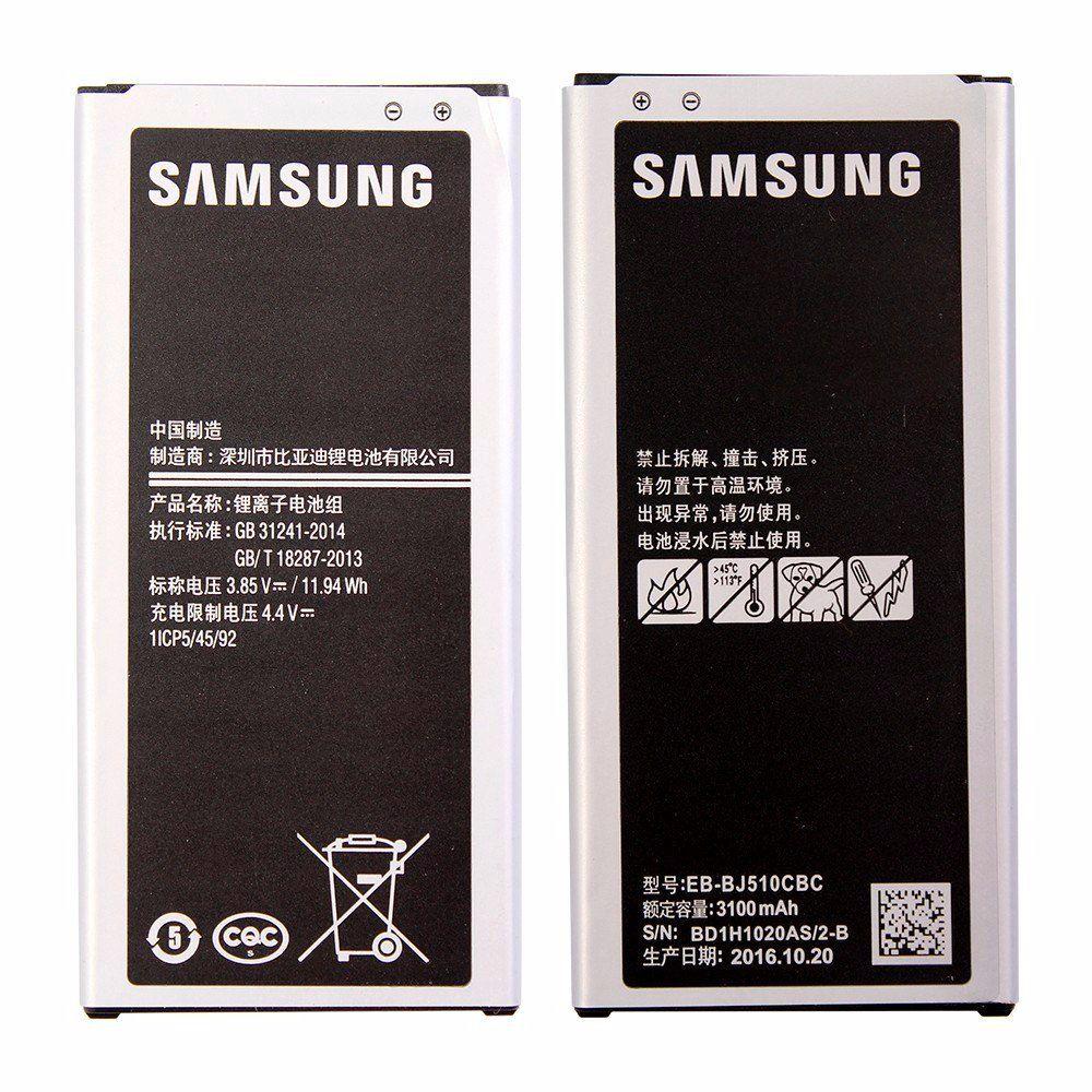 Bateria Samsung Galaxy J5 2016 J510 Sm-j510 Eb-bj510cbe Eb-bj510cbb