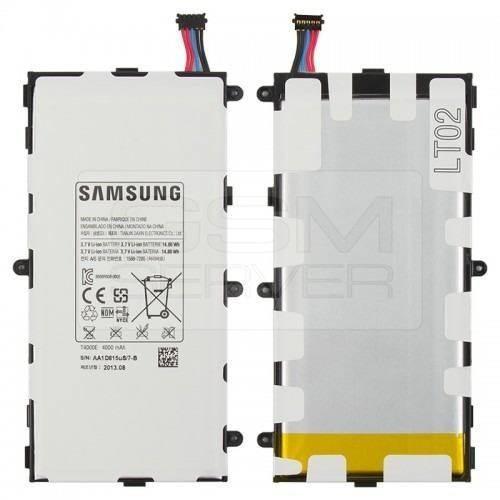 Bateria Samsung T211 Gt-p3200 Tab3 Sm-t210 T4000e