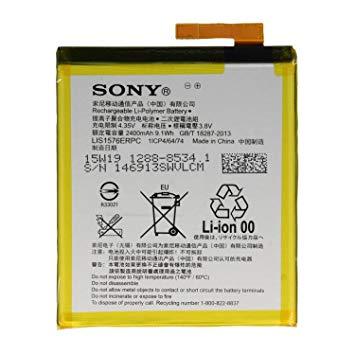 Bateria Sony Xperia M4 Aqua E2353 E2363 Lis1576erpc 2400mAh