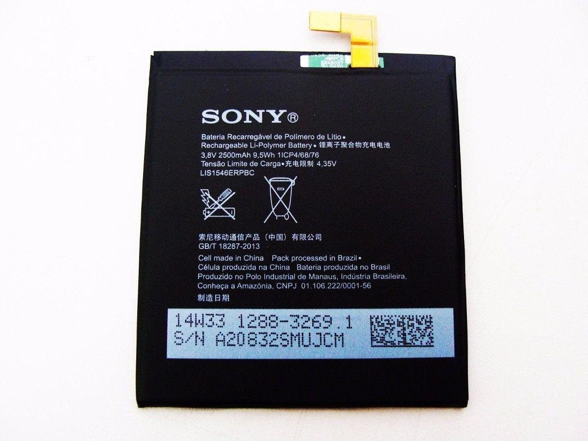 Bateria Sony Xperia T3 D5106 D5102 Lis1546erpc