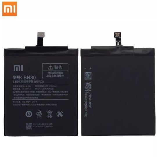 Bateria Xiaomi Redmi 4a Bn30 Bn-30 Bn 30