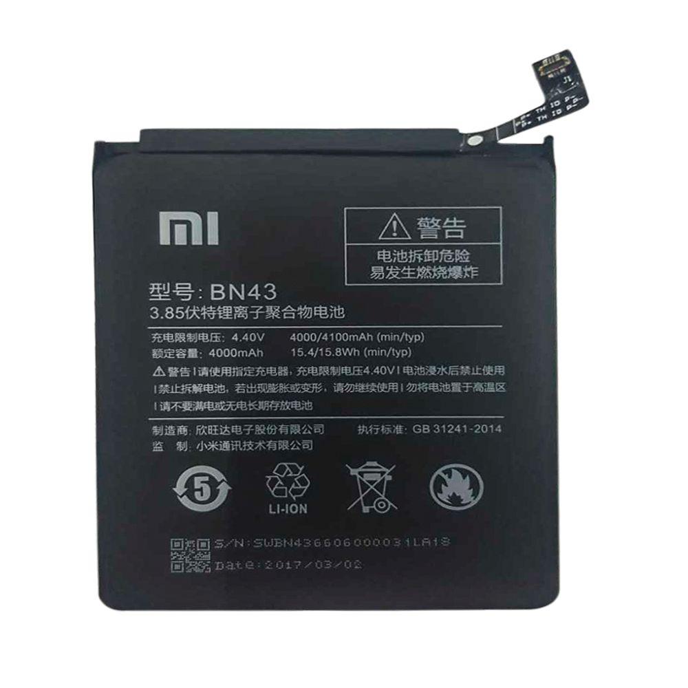 Bateria Xiaomi Redmi Note 4x Note 4 X Bn43 Bn-43 Bn 43