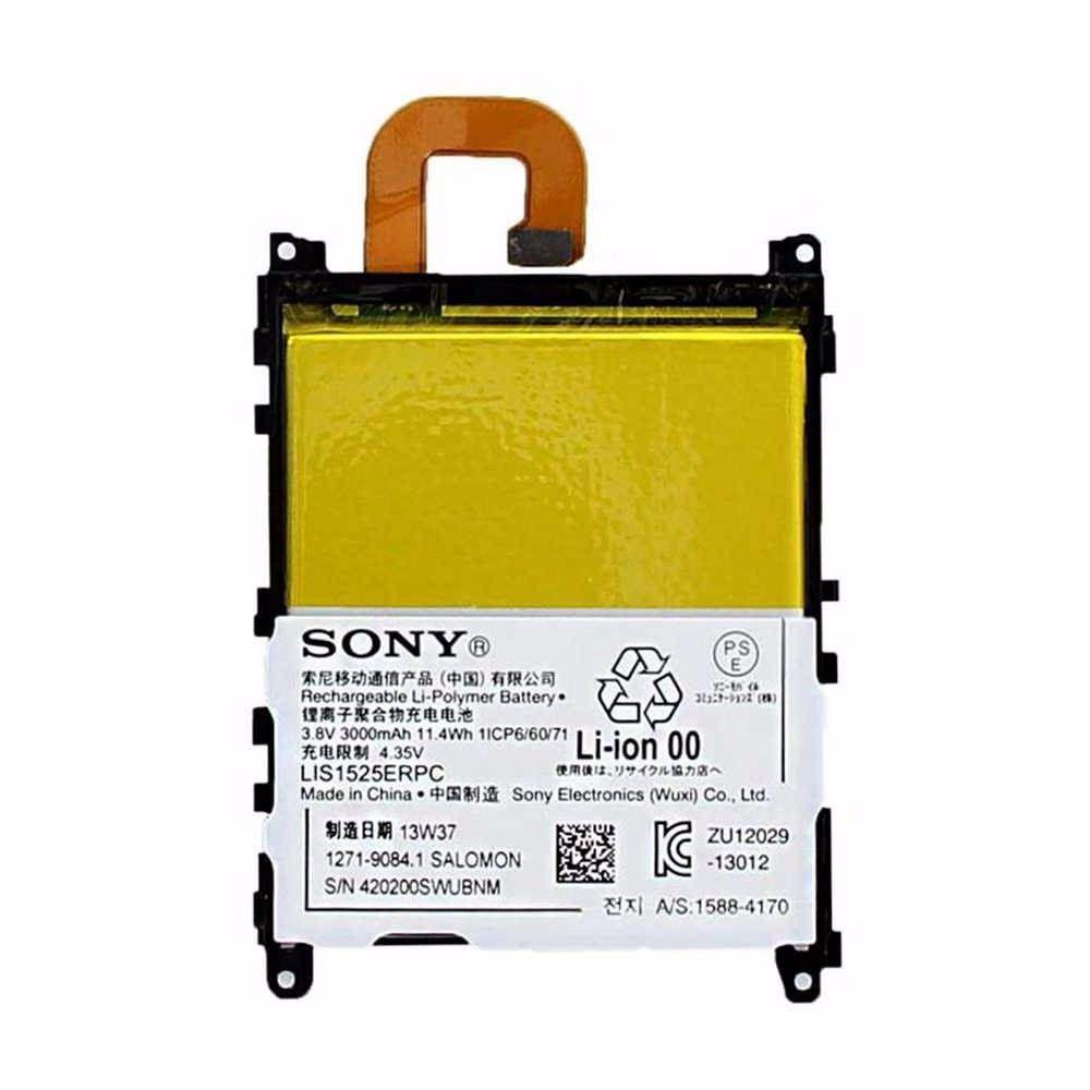 Bateria Xperia Sony Z1 C6902 C6903 C6906 C6943 Lis1525erpc