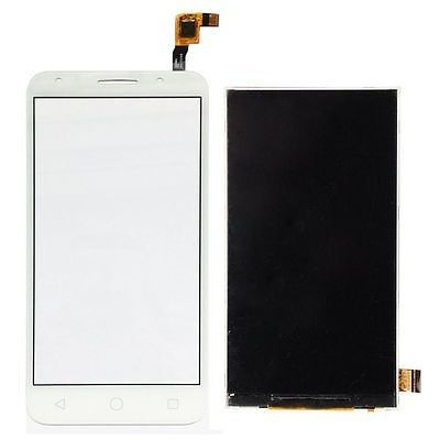 Frontal Tela Touch Display Lcd Alcatel Pixi 4 5045j 5045 BRANCO