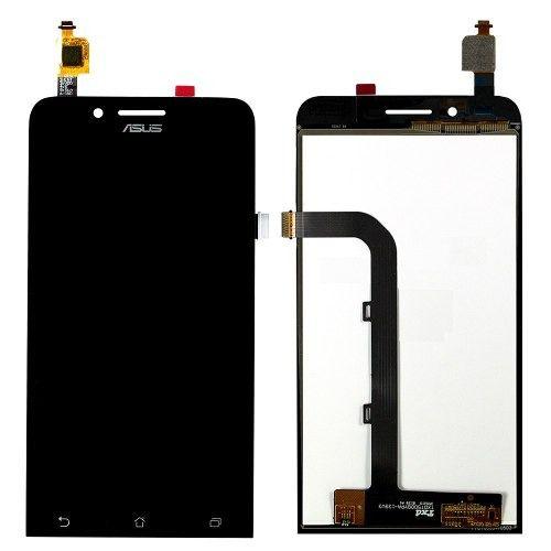 Frontal Tela Touch Display Lcd Asus Zenfone go zc500tg zc4151tg PRETO