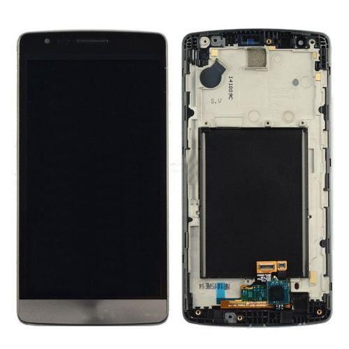 Frontal Tela Touch Display Lcd Lg G3 Mini Beat D724 D722 D725 PRETO