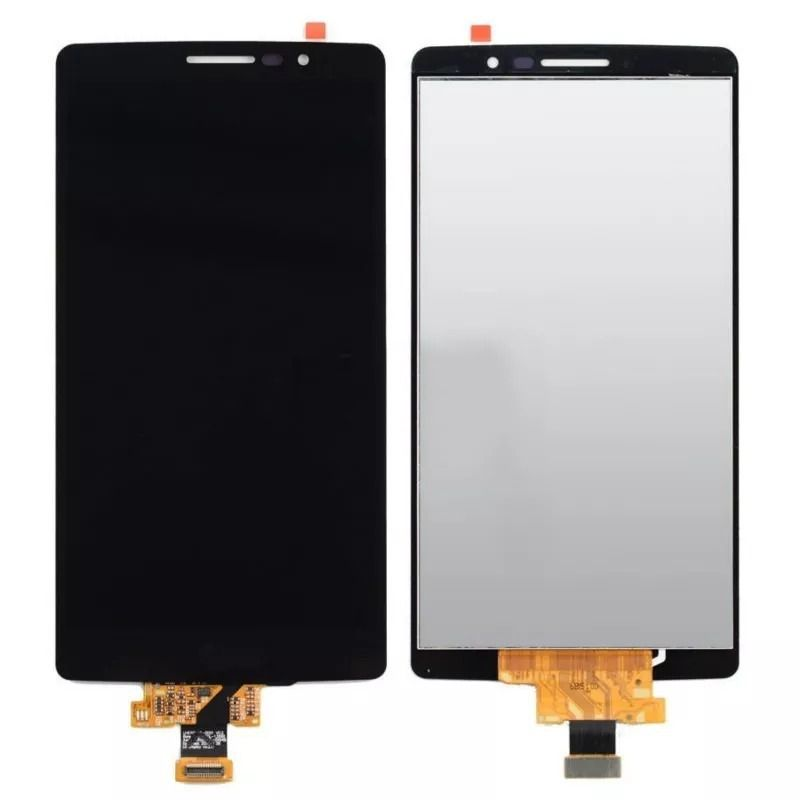 Frontal Tela Touch Display Lcd LG G4 Stylus H540 H630 H635 SD04 Original PRETO