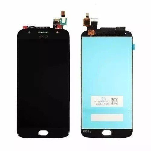Frontal Tela Touch Display Lcd  Moto G5s Plus Xt1802 Xt1803 Xt1805 Xt1806 PRETO