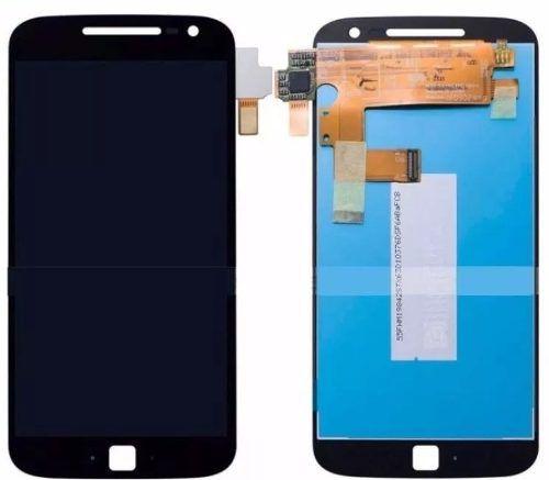 Frontal Tela Touch Display Lcd  Motorola Moto G4 Plus 5.5 Xt1644 Xt1640 PRETO