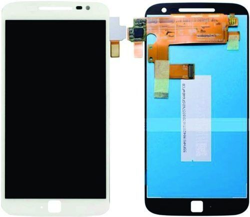 Frontal Tela Touch Display Lcd  Motorola Moto G4 Plus 5.5 Xt1644 Xt1640 BRANCO