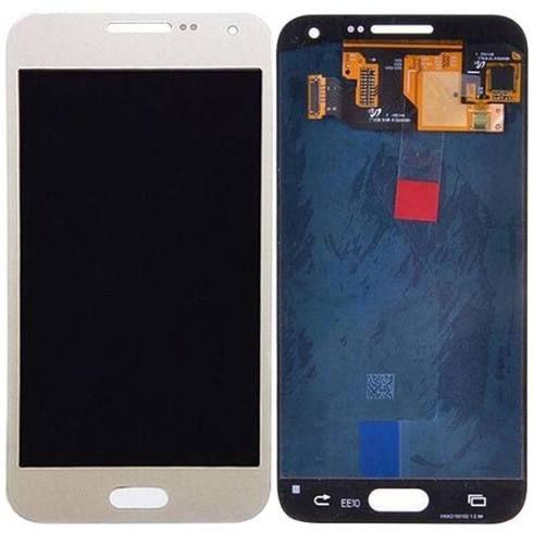Frontal Tela Touch Display Lcd Samsung Galaxy E5 Sm E500 E500m BRANCO