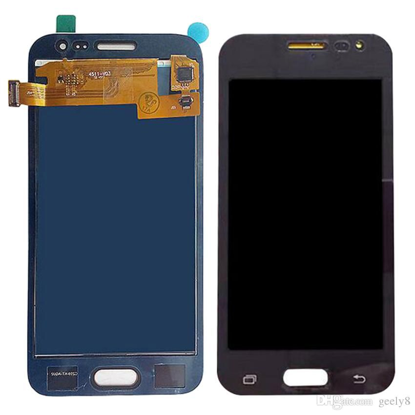 Frontal Tela Touch Display Lcd Samsung Galaxy J2 J200 PRETO