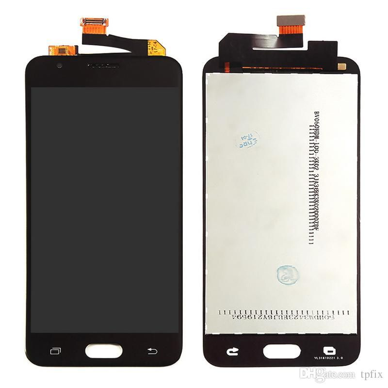 Frontal Tela Touch Display Lcd     Samsung Galaxy J5 Prime G5700 PRETO
