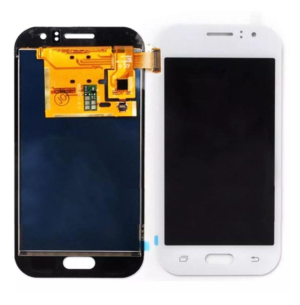 Frontal Tela Touch Display Lcd Samsung Galaxy Ace J1 J110 j110 BRANCO