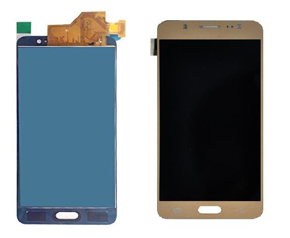 Frontal Tela Touch Display Lcd  Samsung J5 J510 Metal 2016j510DOURADO