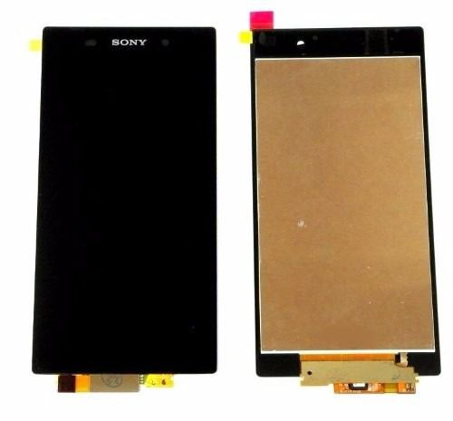 Frontal Tela Touch Display Lcd   Sony Xperia Z1 L39h L39 C6902 C6903 PRETO