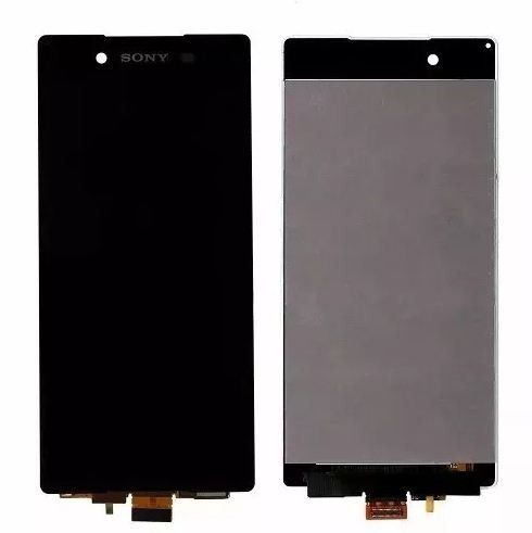 Frontal Tela Touch Display Lcd Sony Xperia Z4 Z3 + Z3 Plus E6553 6533 Preto