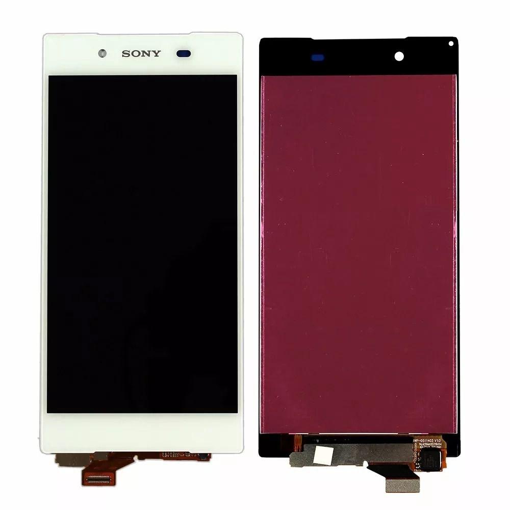 Frontal Tela Touch Display Lcd  Sony Xperia Z5 E6633 E6683 E6603 E6653 BRANCO