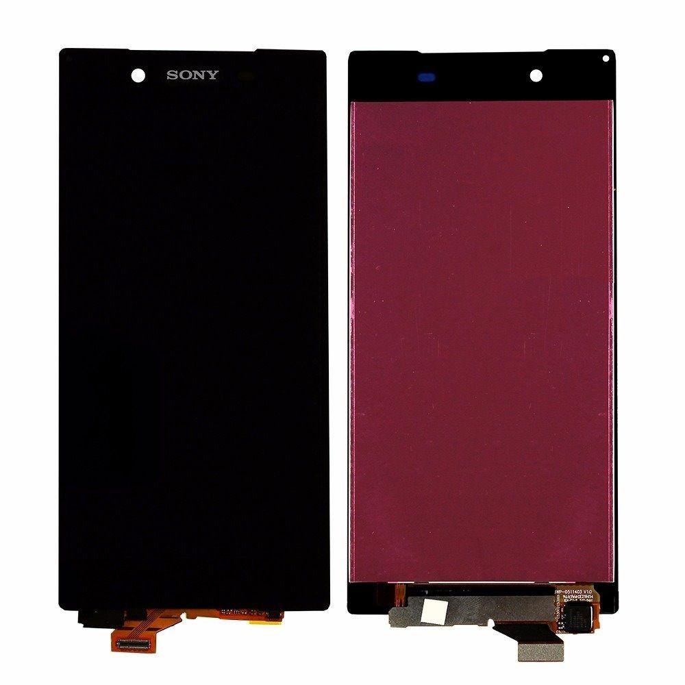 Frontal Tela Touch Display Lcd  Sony Xperia Z5 E6633 E6683 E6603 E6653 PRETO