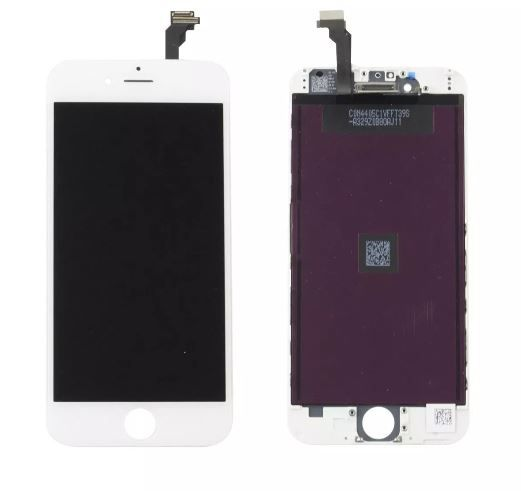 Tela Touch Screen Display Lcd Frontal Iphone 6 6g Plus 5.5 Branco