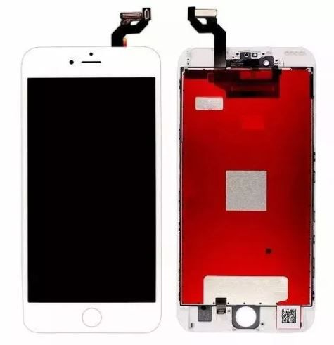 Tela Touch Screen Display Lcd Frontal Iphone 6S Plus Branco