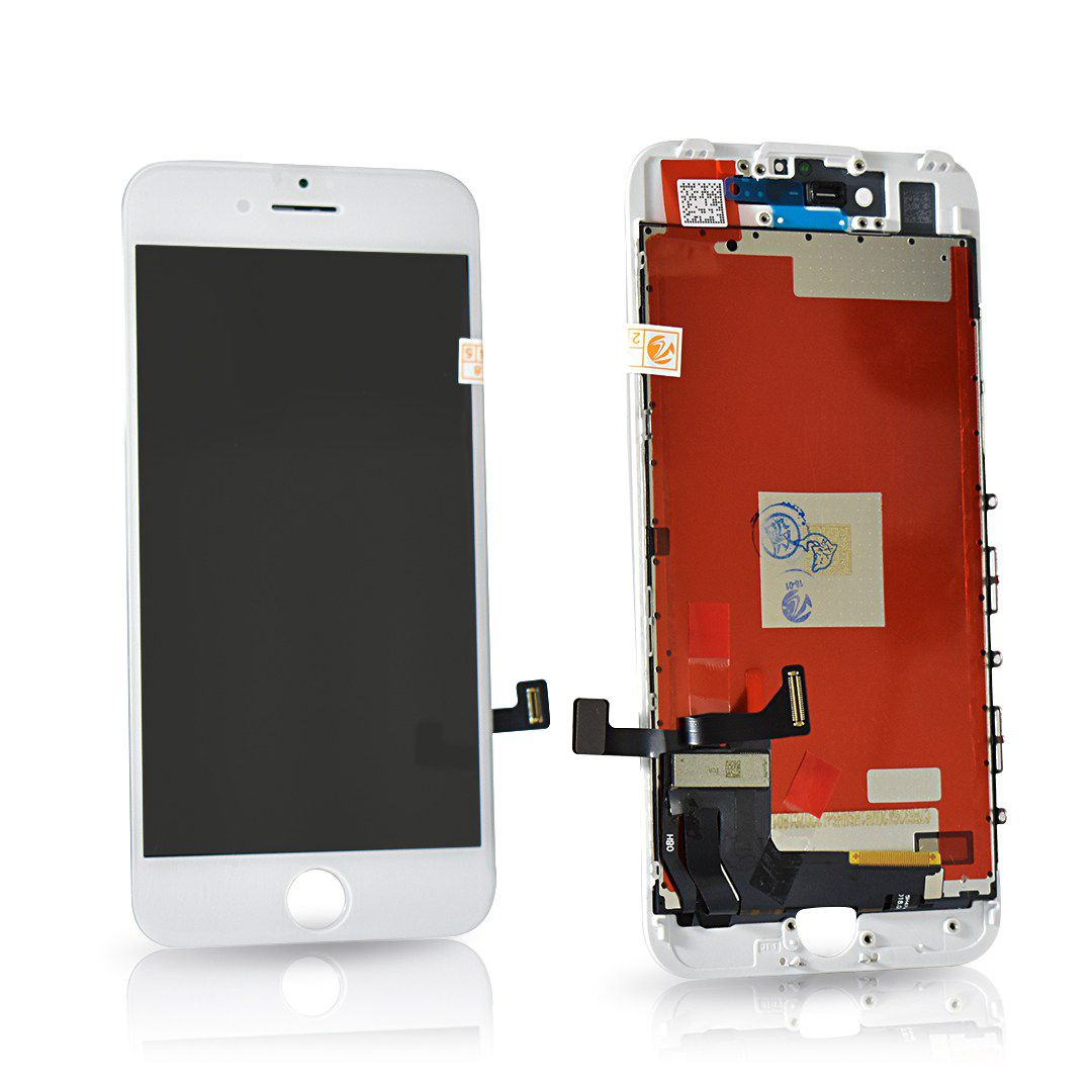 Tela Touch Screen Display Lcd Frontal Iphone 7 4.7 Branco