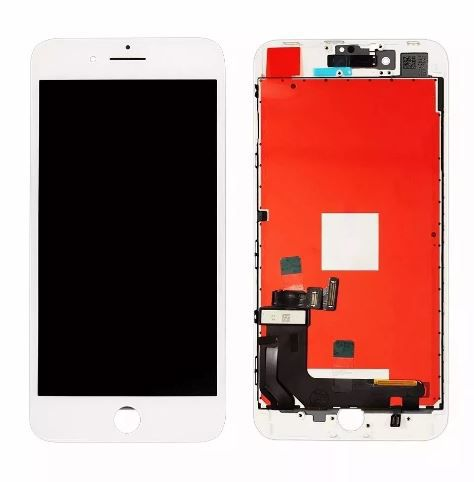 Tela Touch Screen Display Lcd Frontal Iphone 8 4.7 Branco