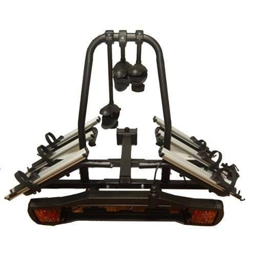 Transbike Engate 3 Bicicleta Tipo Thule Rack Placa Até 29