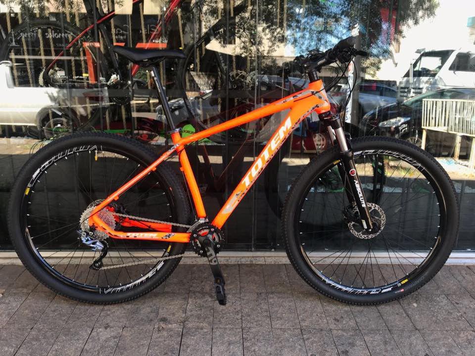 Bicicleta 29 Totem Pro Alivio Com 3x 9v Susp Trava 3 Cores