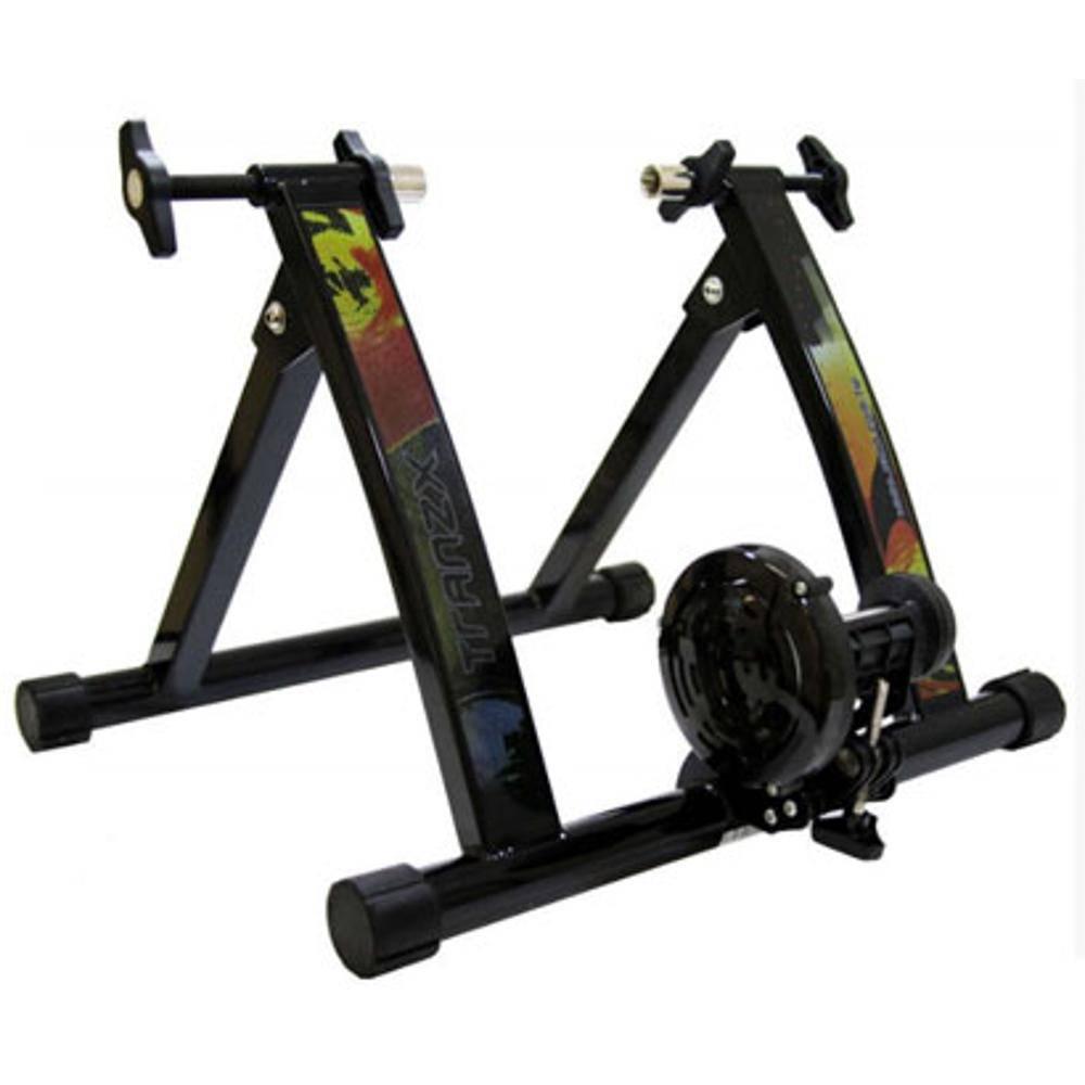 Rolo P/ Treino Bike Simulador Pedalada Treinamento TranZX