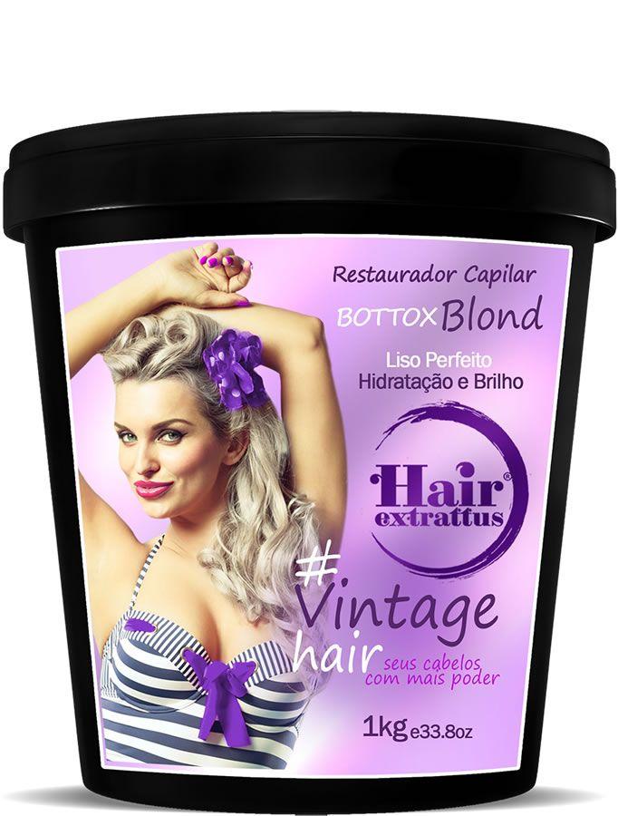 Bottox Blond #Vintage Hair  1Kg
