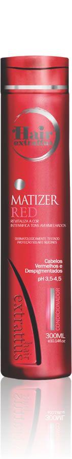 Condicionador Matizer Red - 300ml
