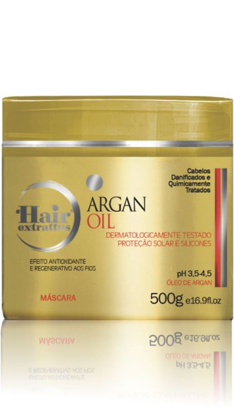 Máscara Argan Oil - 500g