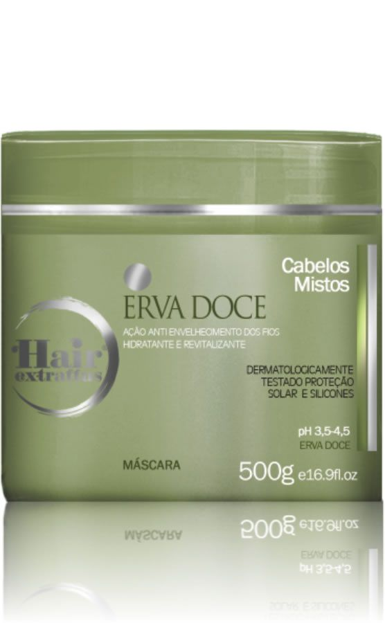 Máscara Erva Doce - 500g