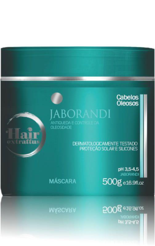 Máscara Jaborandi - 500g