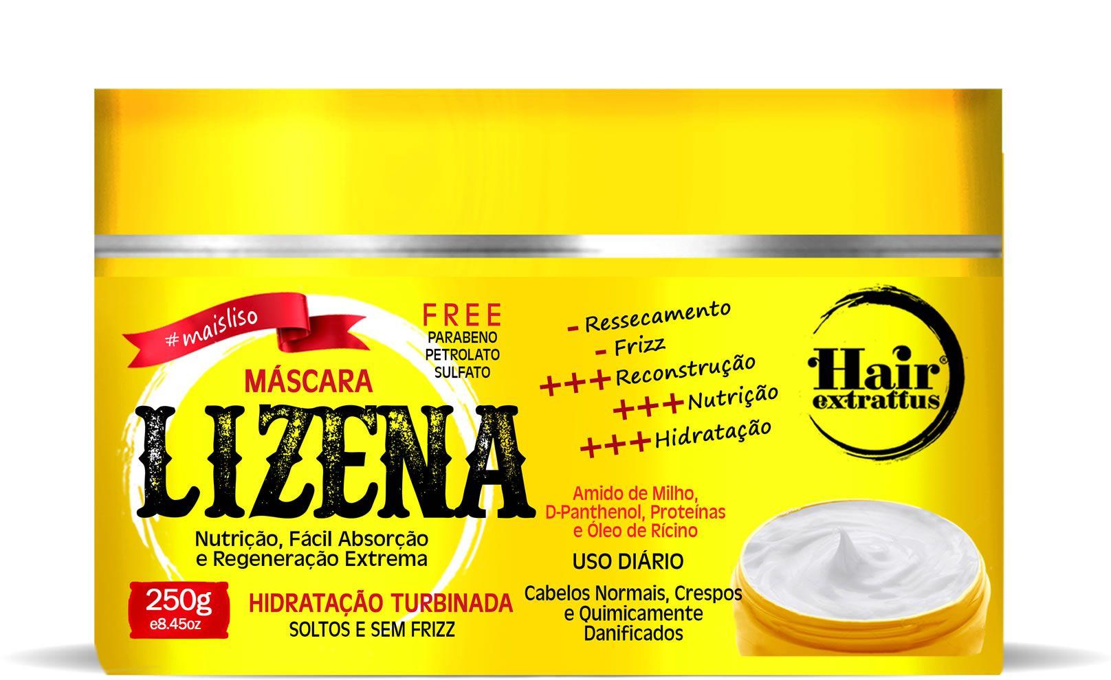 Máscara Lizena - 250g