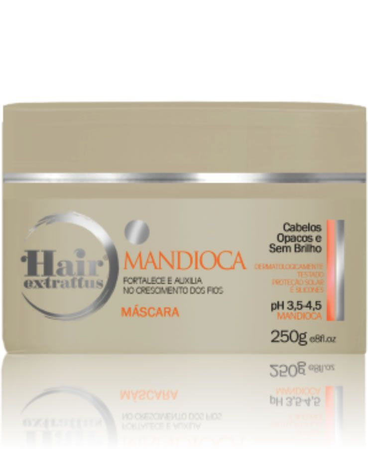 Máscara Mandioca - 250g
