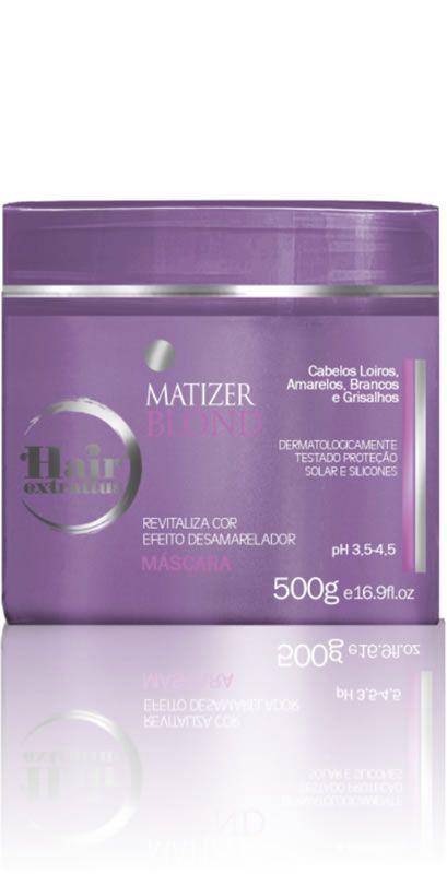 Máscara Matizer Blond - 500g