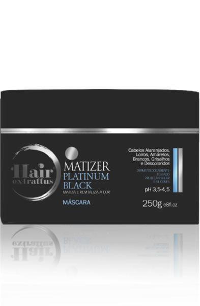 Máscara Matizer Platinum Black - 250g