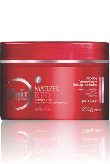 Máscara Matizer Red - 250g