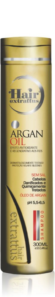 Shampoo Argan Oil - 300ml